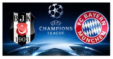 Beşiktaş Bayern Münih Şifresiz Veren Kanallar / Beşiktaş Bayern Münih Periscope ve Şifresiz Veren Kanallar Listesi