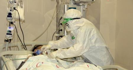Kastamonu'daki hastanede 95 sağlık çalışanı korona virüse yakalandı