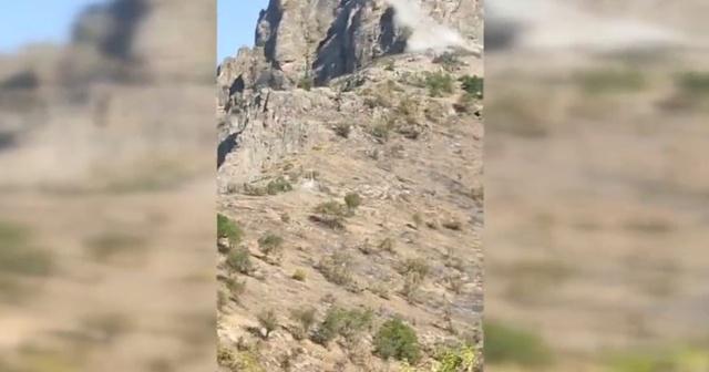 MSB: Avaşin bölgesinde PKK'ya ait mağara kullanılamaz hale getirildi
