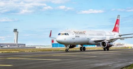 Rus Nordwind Airlines Moskova-İstanbul tarifeli seferlerine başladı
